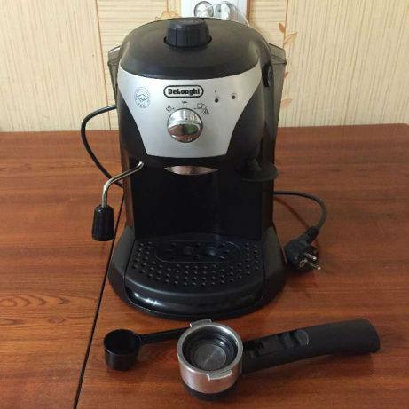 expresor de cafea delonghi ec221b